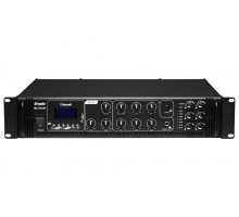 Трансляційний мікшер-підсилювач з USB DV audio MA-250.6P