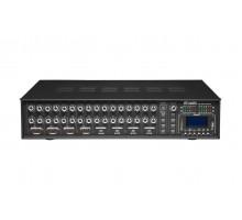 Трансляційний матричний мікшер-підсилювач з USB DV audio MA-4060