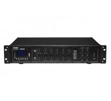 Трансляційний мікшер-підсилювач з USB DV audio SA-180.6P