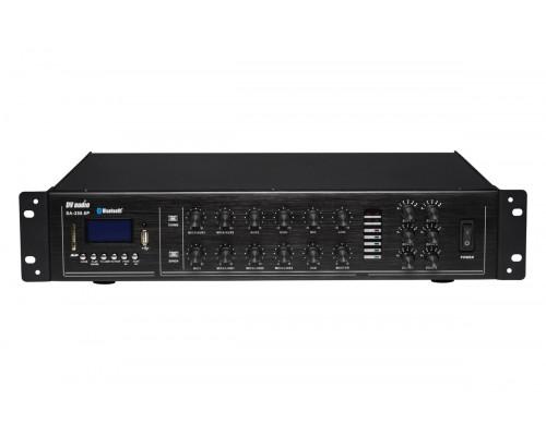 Трансляційний мікшер-підсилювач з USB DV audio SA-250.6P