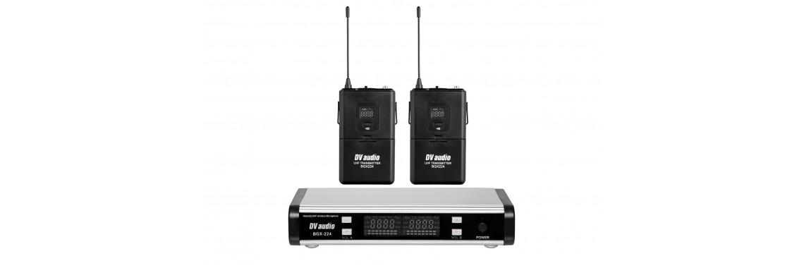 Радіосистема DV audio BGX-224