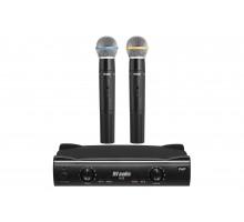 Радіосистема DV audio H-2 з ручними мікрофонами