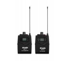 Накамерна радіосистема DV audio KM-1TR