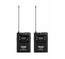 Накамерна радіосистема DV audio KM-2TR