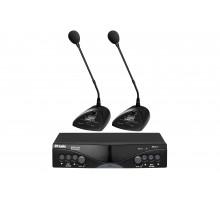 Радіосистема DV audio MGX-24С з конференційними мікрофонами