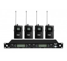 Радіосистема DV audio MGX-44B з гарнітурами