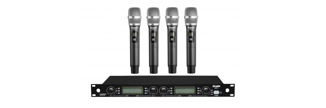 Радіосистема DV audio MGX-44H