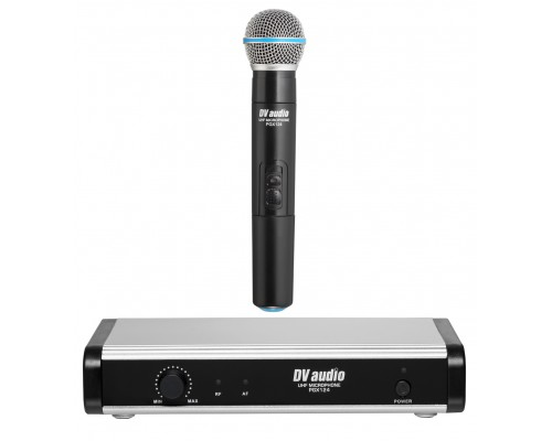 Радіосистема DV audio PGX-124 з ручним мікрофоном