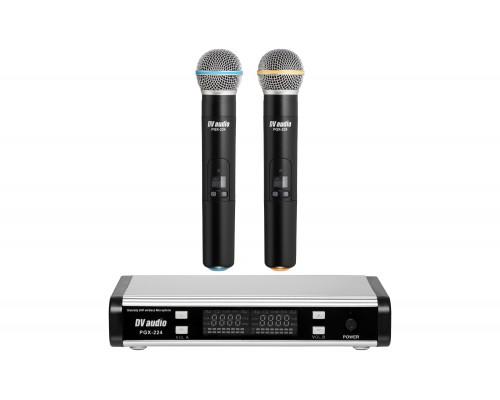 Радіосистема DV audio PGX-224 Dual здвоєна