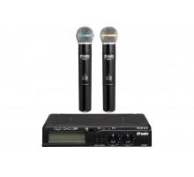 Радіосистема DV audio PGX-24 з ручними мікрофонами