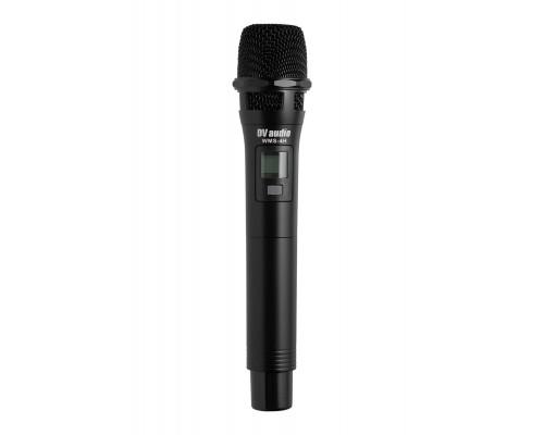 Радіосистема DV audio WMS-24H з ручними мікрофонами