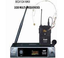 Радіосистема DV audio BGX-124 MKII з гарнітурой