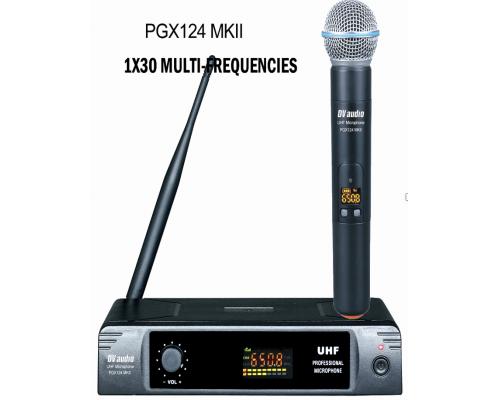 Радіосистема DV audio PGX-124 MKII